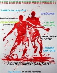 Tournoi de Football National Vétérans à 7 2019