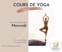 Cours de Yoga cet été !