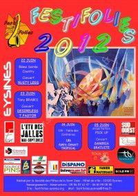 Festifolies 2012