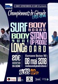 Championnats Open de Gironde 2018