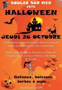 Soulac Fête Halloween