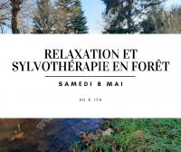 Relaxation et sylvothérapie en forêt