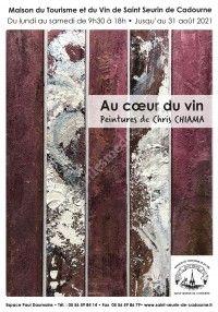 Exposition Au coeur du vin