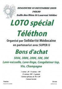 Loto spécial Téléthon