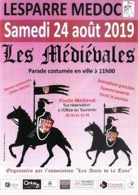 Les Médiévales 2019