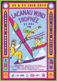 Lacanau Wind Trophée 2019