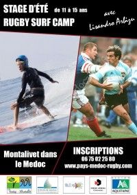 Rugby Surf Camp