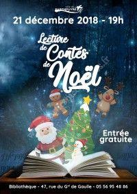 Lecture de Contes de Noël