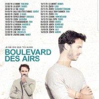 Boulevard des Airs en concert - On se dit que vous aussi / Arkéa Arena