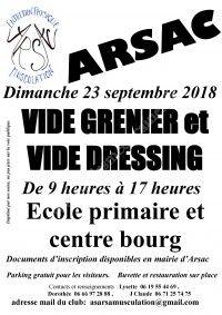 Vide-Grenier & Vide-Dressing