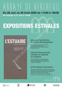 Expositions estivales