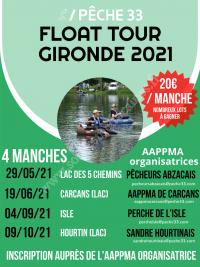 Float Tour Gironde 2021