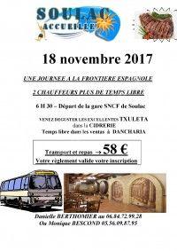 Une Journée à la Frontière Espagnole