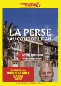 Conférence La Perse