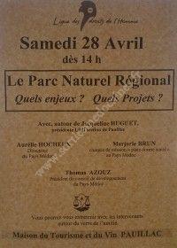 Le Parc Naturel Régional