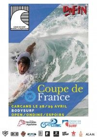 Coupe de France de bodysurf 2018