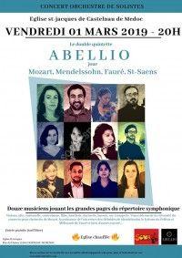 Concert Orchestre de Solistes