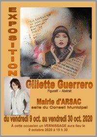 Exposition Gillette Guerrero