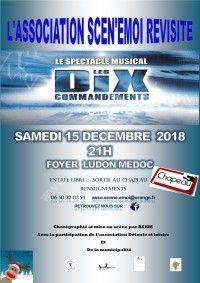 Air'comedie'musicale Les X Commandements