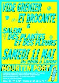 Vide grenier & Brocante / Salon des plantes & des fleurs 2019