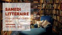 Samedi littéraire : lancement du cluedo littéraire