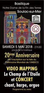 20ème anniversaire inscription Basilique à l'UNESCO