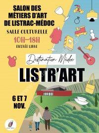 Listr'Art Destination Médoc 2021