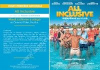 Avant-Première Nationale : All Inclusive