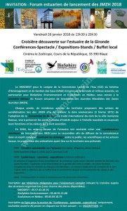 Journée Mondiale des Zones Humides en Médoc 2018