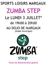 Découverte de la Zumba Step