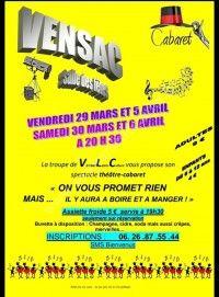 Show Théâtre Cabaret