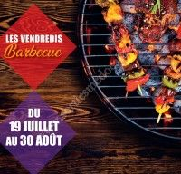 Les vendredis barbecue / DJ