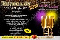 Réveillon de la St Sylvestre 2019