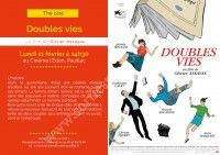 Thé Ciné : Doubles Vies