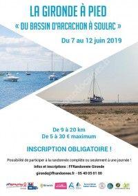 La Gironde à Pied : du Bassin d'Arcachon à Soulac - Etape Soulac