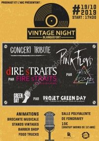 Blanquefort Vintage Night 2019