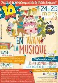 Festival du Printemps et de la Petite Enfance 2018