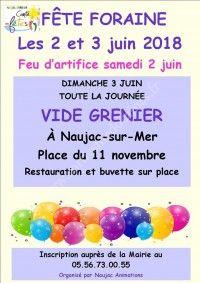Fête Foraine & Vide-Grenier