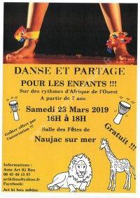 Stage Danse Enfant