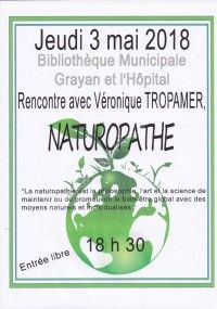 Rencontre avec Véronique Tropamer, Naturopathe