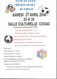 LOTO FOOTBALL CISSAC