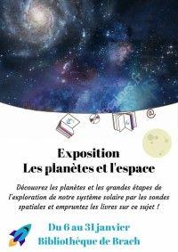 Exposition Mille milliards de planètes