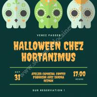 Halloween chez Hortanimus