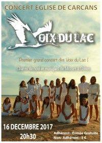 Concert de Noël des Voix du Lac