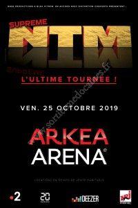 Suprême NTM - L'Ultime Tournée / Arkéa Arena