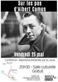 Sur Les Pas d'Albert Camus