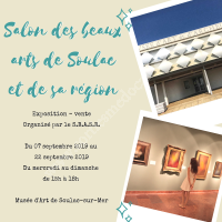 Salon des beaux arts de Soulac et de sa région