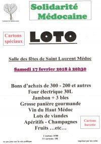 loto Solidarité Médocaine