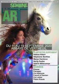 Semaine de l'Art 2020