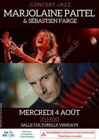 Concert Jazz : Marjolaine Paite